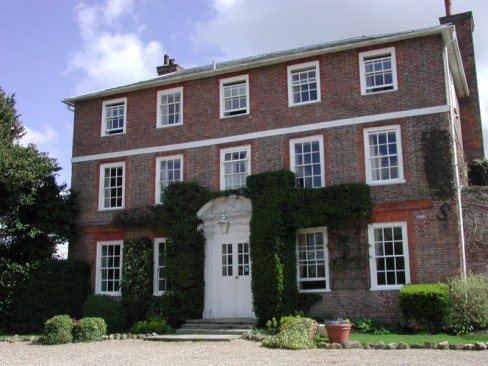 Kench Hill House